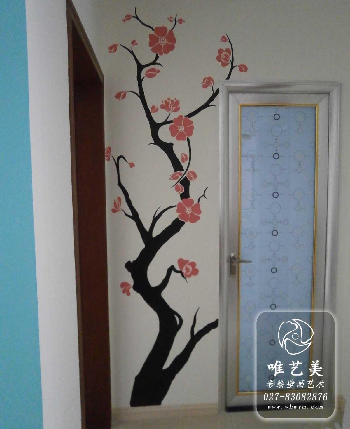 墙绘公司--江南壁画艺术工作室 幼儿园边框装饰图片展示_幼儿园边框